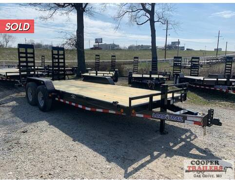 2021 Load Trail Load Trail BP Utility 83 X 20