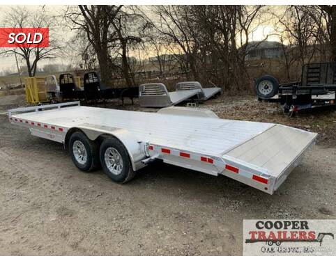 2020 H and H Aluminum BP Car Hauler 82 X 20