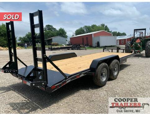 2021 Delco Equipment BP 83X20