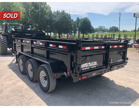 2021 Load Trail GN Dump 83X14